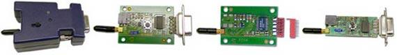 BlueSerial Bluetooth Adapter und OEM Module mit Keramikantenne, MMCX - oder RP-SMA Antennenanschluss