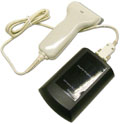 BlueBox Bluetooth RS232 Adapter mit Akku zum Anschluss an serielle Barcodescanner