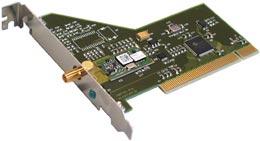 BluePCI Bluetooth PCI Adapterkarte mit virtuellen COM Schnittstellen